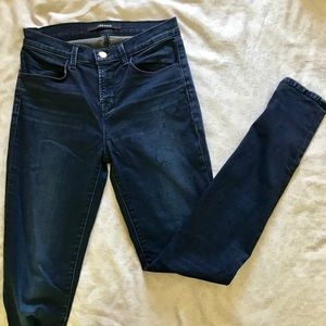 J Brand Maria Skinny Jean in Atmosphere